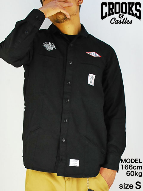 Crooks_work_shirts_blk_1
