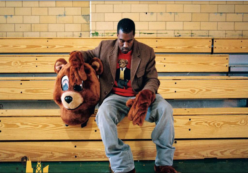 Kanyewestthecollegedropoutbear
