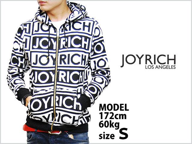 Joyrich_logo_blk_wht_1