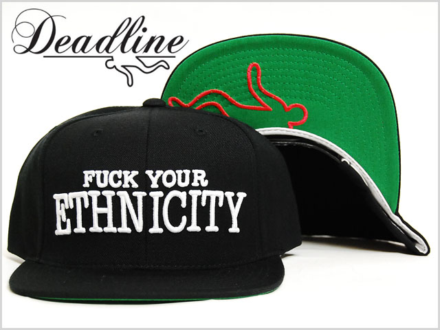 Deadline_fuck_your_snapback_cap_bla