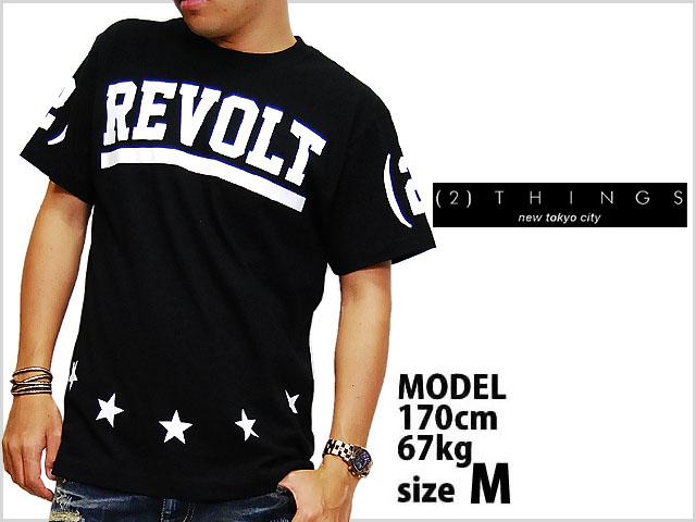 2things_revolt_star_tee_black_1