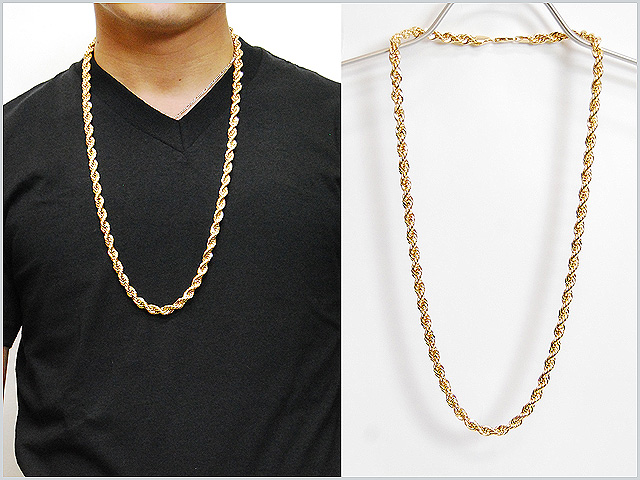 Nobrand_rope_chain_necklace_long_go