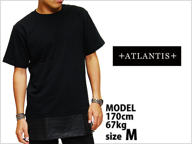 Atlantis_leather_long_tee_black_1